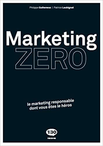 couv marketing zero